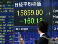 Tokyo stocks open lower after BoJ underwhelms