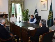 PM Chairs Meeting on Internal Security and NAP