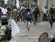 Curfew, protest strike continues in IOK