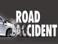One killed in road mishap