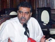 Karachi operation symbolizes govt's policy of consensus: Zaeem