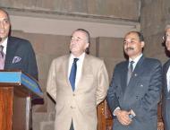 Pak Ambassador to UNESCO presents credentials to DG Bokova