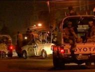 Rangers conducted a targeted operation in Liqatabad in Karachi, 4 ..