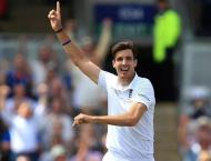 Cricket: England recall Finn for third Pakistan Test