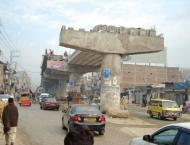 Takht Bai railway flyover to be completed by end of August