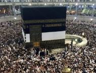 Pilgrims start arriving in Makkah to perform Hajj