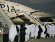 Distribution of documents begins, first Hajj flight on Thursday