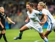 Football: Empty feeling as Brazil, USA women off to winning start