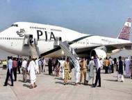 PIA's first Hajj flight carrying 328 pilgrims leaves for Saudi Ar ..