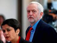 Rivals face off in UK Labour leadership race