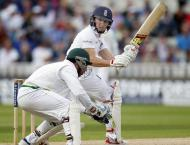 Cricket: Aslam and Azhar frustrate England in third Test