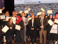 200 Access Students Graduate