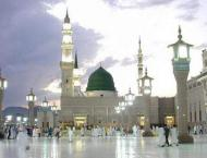 Over 600,000 pilgrims to visit Madinah before Haj