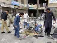 Quetta blast: 05 dead, over 20 injured