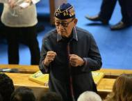 Ex-Philippine leader to 'rekindle' ties with China