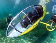 Pedal-powered sub abandons Channel crossing after hitch