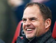 Dutchman Frank de Boer new Inter Milan coach