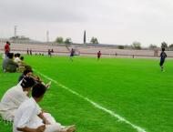 Hamza leads Falcon FC to stunning victory in PAF 8-A Side Footbal ..