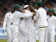 Cricket: England v Pakistan teams