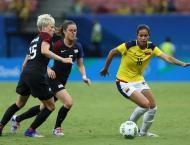 Olympics: USA women's winning streak halted by Colombia