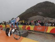 Olympics: Armstrong completes hat-trick of time-trial golds