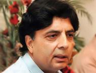 Opposition showered criticism on the Interior Minister Ch. Nisar  ..