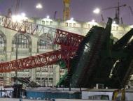 Saudi trial opens over Mecca crane collapse