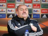 Football: Russia name Cherchesov as new coach