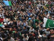 Jammu and Kashmir: Kashmiris preparing to celebrate Pakistan's  ..