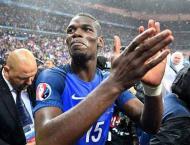 Football: Pogba banned for Man United opener - FA