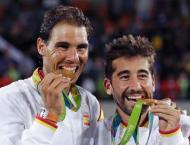 Olympics: Nadal strikes double gold, Puig, Kerber in women's fina ..