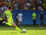 Olympics: Solo blasts Sweden 'cowards' as USA women bow out