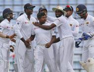 Cricket: Sri Lanka v Australia 3rd Test