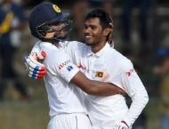 Cricket: Ton-up De Silva steers Sri Lanka to 214-5