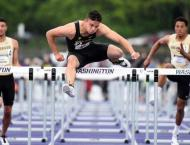 Olympics: Hurdler Allen dreaming of Olympic gold - and NFL