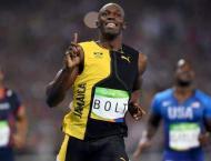 Olympics: Bolt, Gatlin into 100m final
