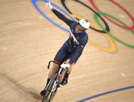 Olympics: Briton Kenny retains men's cycling sprint gold