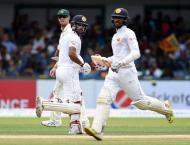 Cricket: Sri Lanka v Australia 3rd Test scoreboard