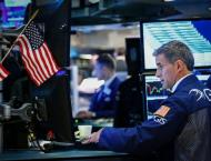 US stocks back in record territory as oil shares gain