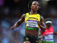 Olympics: Former champ Campbell-Brown out of 200m