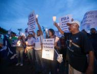Nicaragua opposition urges boycott of election 'farce'
