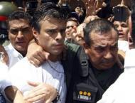 US denounces 'miscarriage of justice' against Venezuela dissident