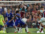Football: Costa late show gets Conte's Chelsea off mark
