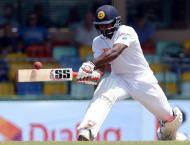 Silva builds 85-run lead for Sri Lanka