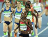 Olympics: Kenya's Kipyegon trumps Dibaba for 1500m gold