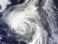 Tropical storm hits Japan's northeast, hitting transport