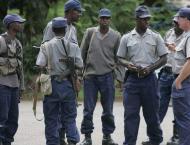 Zimbabwe police break up anti-Mugabe protest