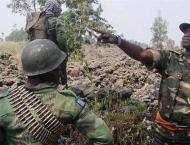 Man shot dead at protest over DR Congo massacre