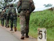 Two dead in protests after DR Congo massacre