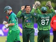 Cricket: Ireland bowl in rain-affected 1st Pakistan ODI